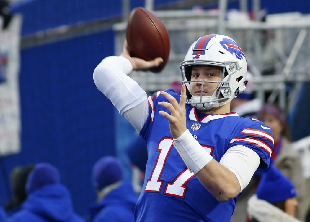 ccae869e Buffalo Bills among top 'over' bets for 2019 NFL season | Las Vegas ...