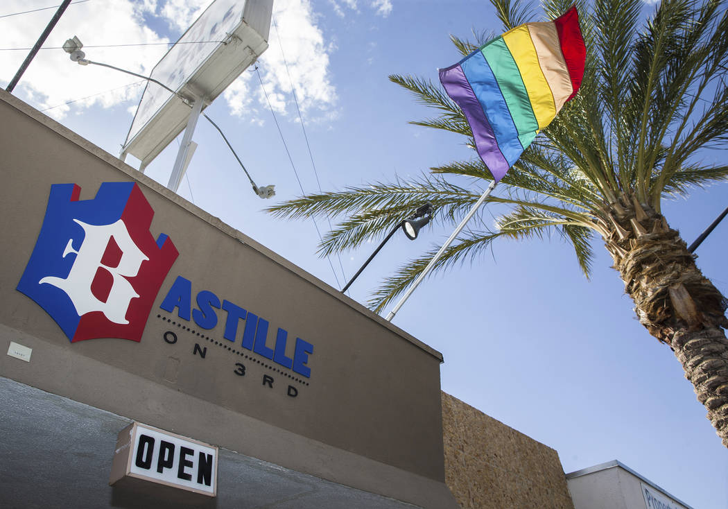 Bastille on 3rd, the longest running LGBT bar in Las Vegas, is set to close Saturday, June 22, ...