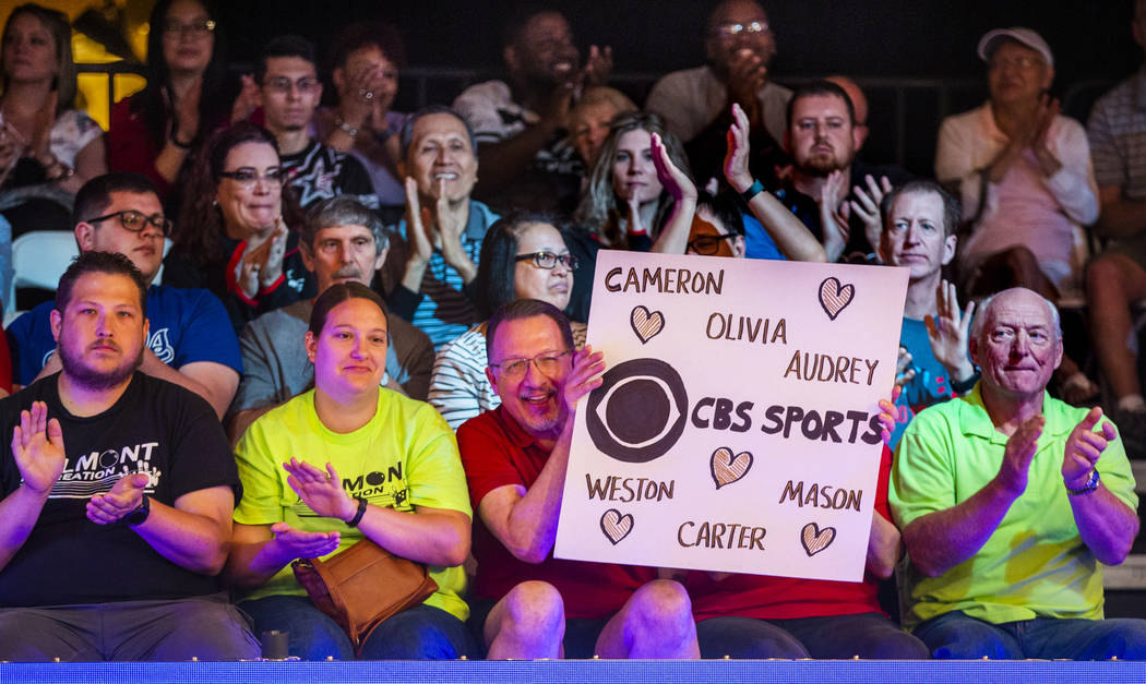 Fans get pumped out as the playoff rounds begin during the U.S. Women's Open, the second major ...