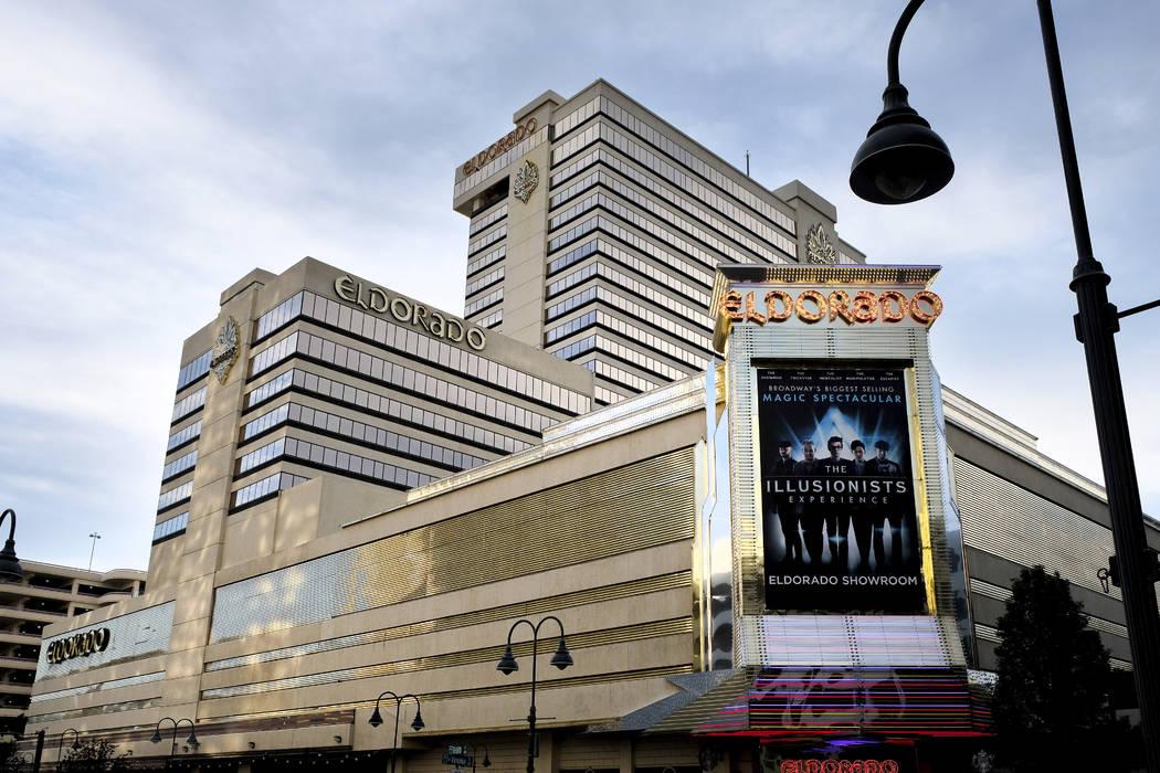 The Eldorado Resort Casino in Reno on Monday June 24, 2019 (Colton Lochhead/Las Vegas Review-Jo ...