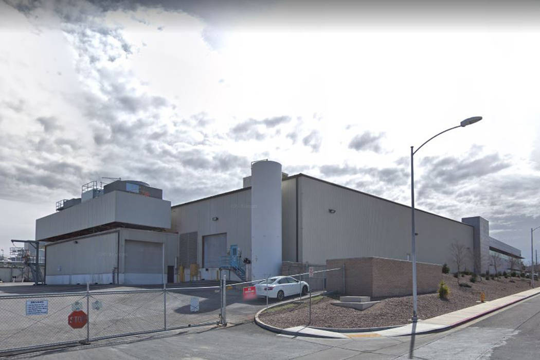 The ice cream plant at 1001 Olsen St. in Henderson will shut down later this year, leaving abou ...