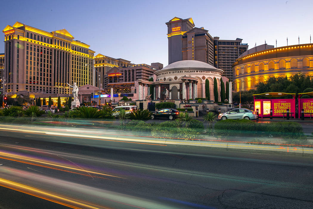 Reno-based Eldorado Resorts is reported to be acquiring Caesars Entertainment Corp. in a deal e ...
