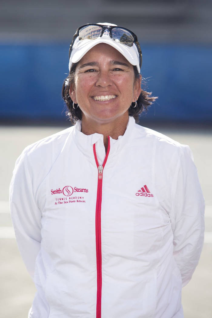 Former UNLV tennis standout Jolene Watanabe died Saturday at the age of 50 after a long fight w ...