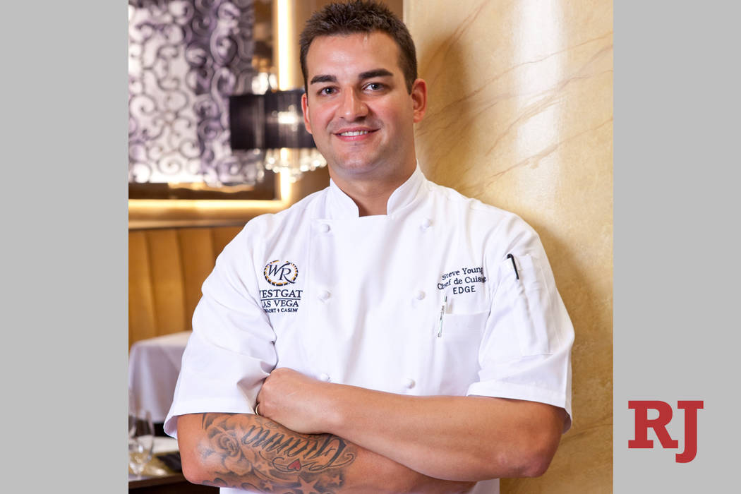 Chef Steve Young is expanding his duties at Westgate. In addition to running Edge Steakhouse, w ...