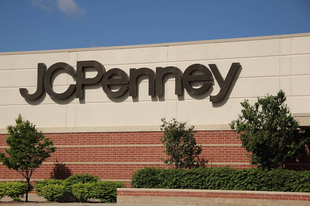 The exterior of a J.C. Penny store. (Getty Images)