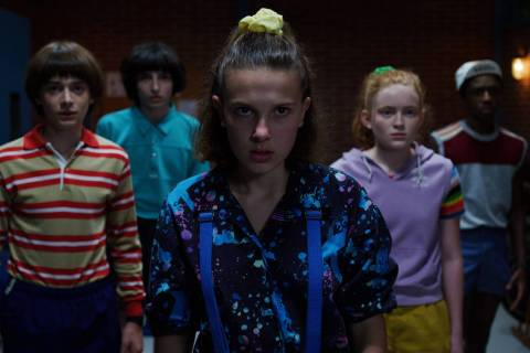 """Stranger Things 3"" debuts July 4 on Netflix. (Netflix)"