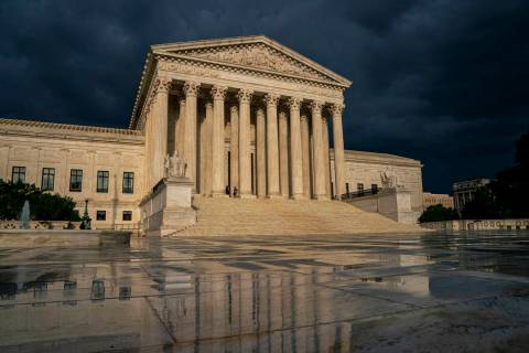 The U.S. Supreme Court will release several decisions on Thursday before a long summer break. ( ...