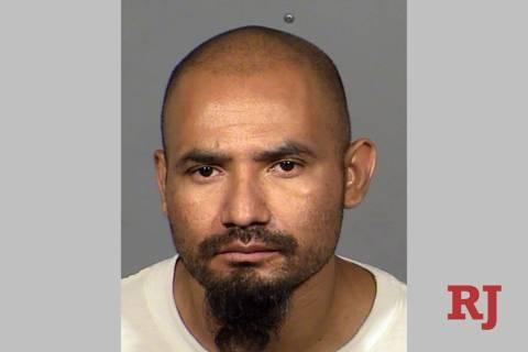 Rodolfo Cordero (Las Vegas Metropolitan Police Department)