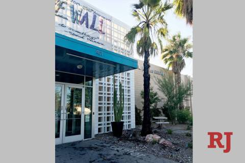 Authorities have opened an arson investigation after a palm tree fire Thursday, June 27, 2019, ...