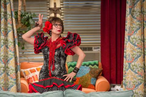 "This image released by Netflix shows Rita Moreno in a scene from ""One Day At A Time."" ..."