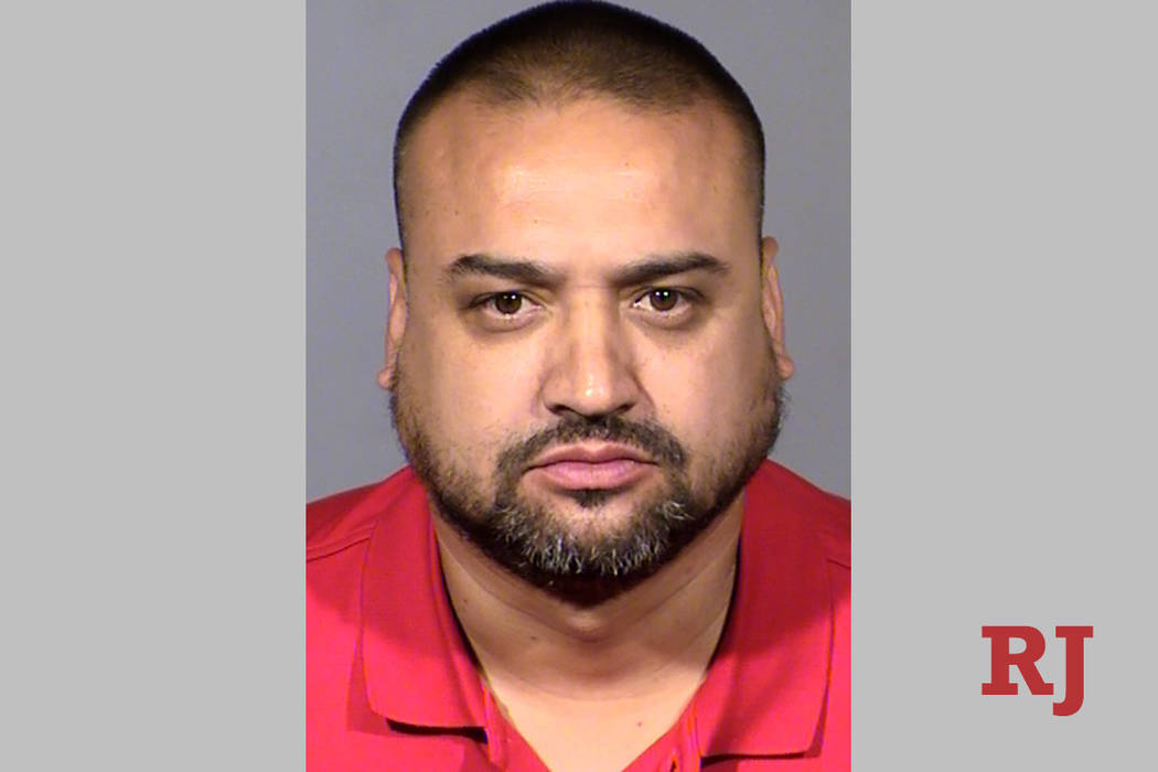 Robert Garcia (Las Vegas Metropolitan Police Department)