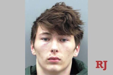 Noah Hadley (Henderson Police Department)