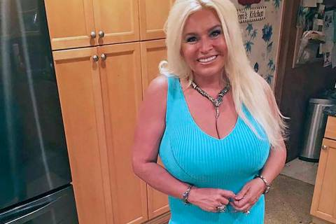 "Beth Chapman, the wife of reality TV bounty hunter Duane ""Dog"" Chapman, died early Wednesday, J ..."