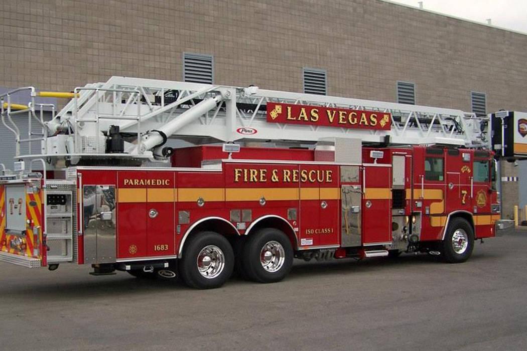 (Las Vegas Fire & Rescue)
