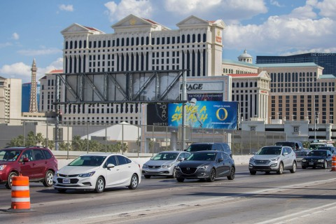 Las Vegas Traffic | Las Vegas Review-Journal