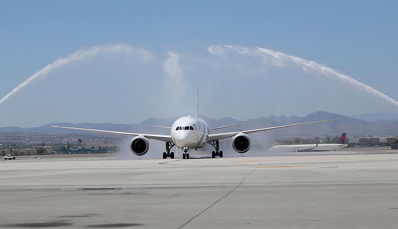 El Al launches nonstop service between Israel, Las Vegas