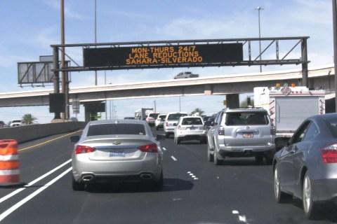 Las Vegas Traffic | Las Vegas Review-Journal