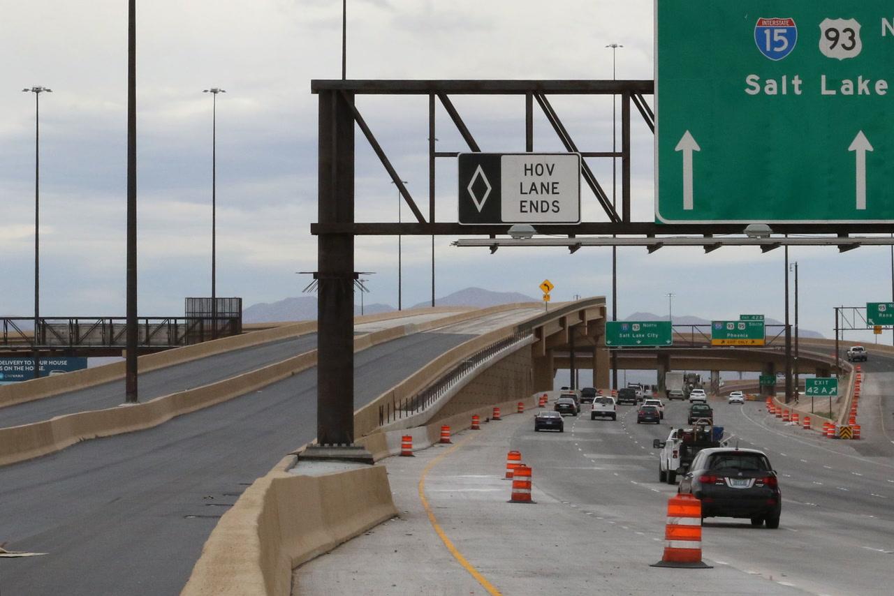 Hov Lane Enforcement To Ramp Up In Las Vegas Las Vegas Traffic