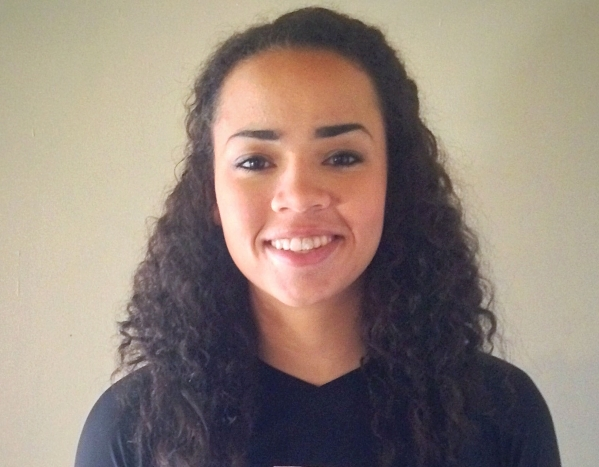 Aubrey Pitts, McQueen: The 6-foot-2-inch senior middle hitter was named the High Desert Leag ...