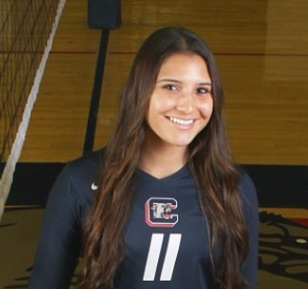 Carolyn Andrulis, Coronado: The senior outside hitter was second on the team in kills and di ...