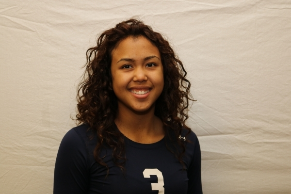 Eadara Files, Shadow Ridge: The senior setter was the Most Valuable Player in the Southwest ...