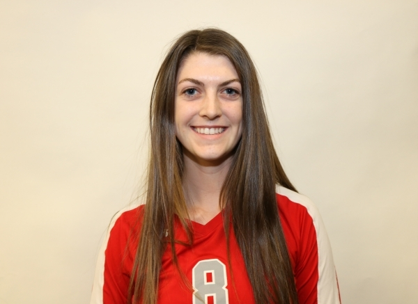 Hannah Goddard, Arbor View: The 6-foot-1-inch senior outside hitter was third in the state w ...