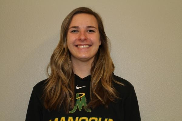 Julia Wenzel, Bishop Manogue: The versatile senior was a first-team All-Sierra League select ...