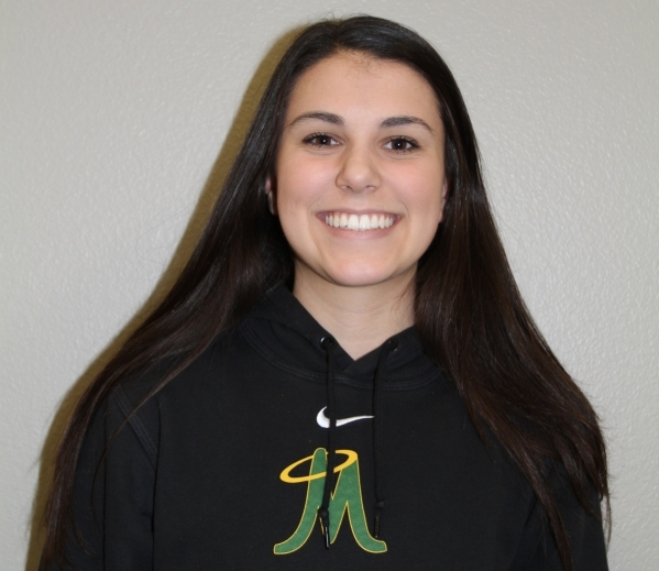 Mikaela DeRicco, Bishop Manogue: The senior setter was a key contributor for the Miners, who ...