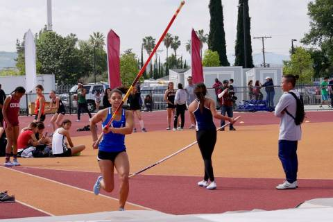 Lindsey Hightower is one of 18 returning letter winners for Bishop Gorman. Photo courtesy Sc ...