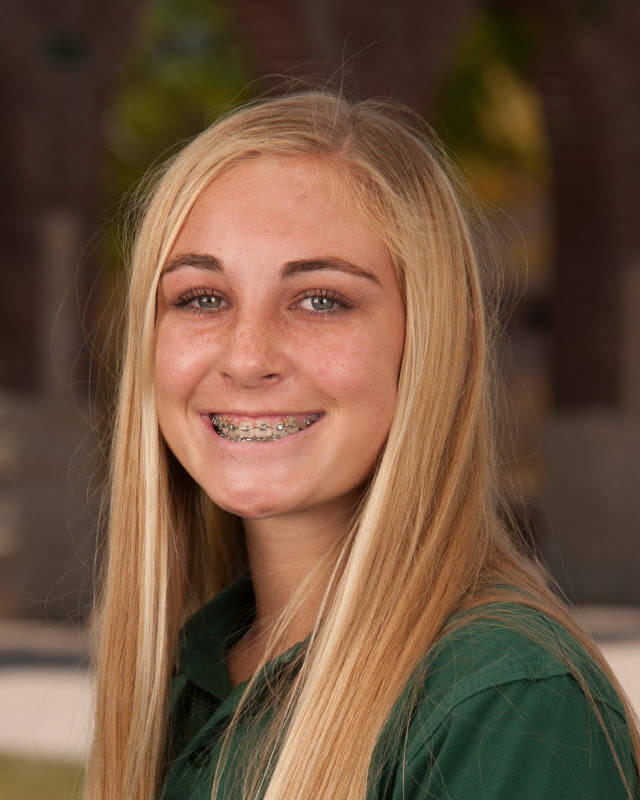 Bishop Manogue's Kenna Holt is a member of the Las Vegas Review-Journal's all-st ...