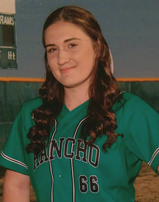Rancho's Gianna Carosone is a member of the Las Vegas Review-Journal's all-state ...
