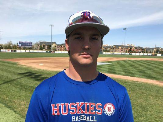 Reno's Mickey Coyne is a member of the Las Vegas Review-Journal's all-state base ...