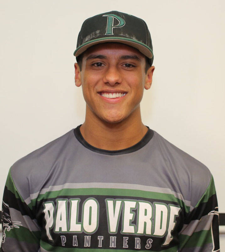 Palo Verde's Jaret Godman is a member of the Las Vegas Review-Journal's all-stat ...