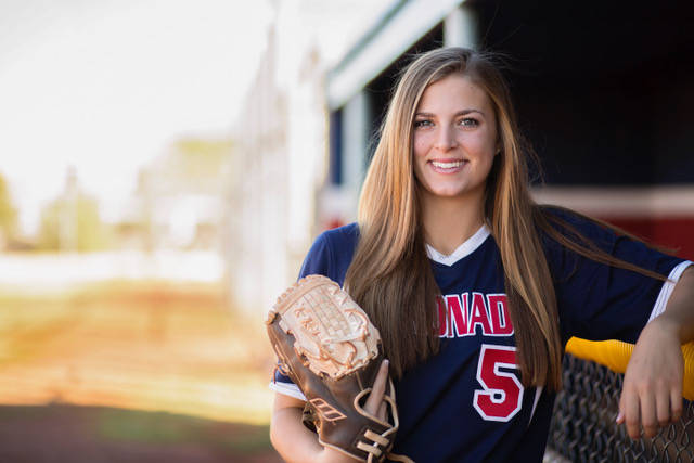 Coronado's Tatum Spangler is a member of the Las Vegas Review-Journal's all-stat ...
