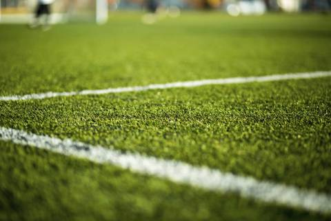 Soccer pitch. (Thinkstock)