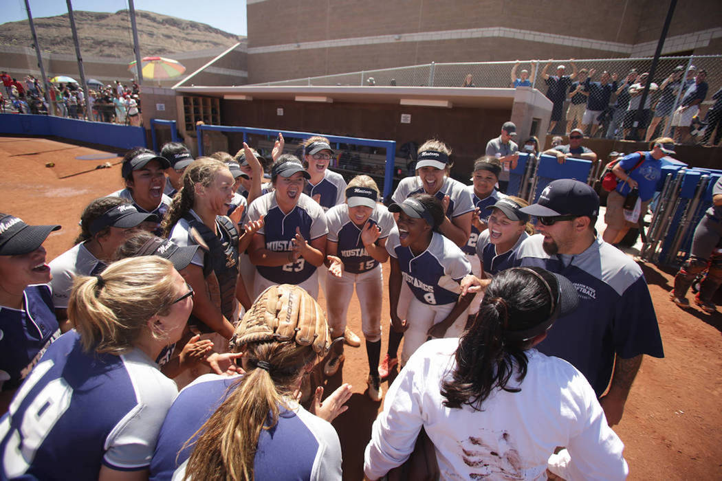 Shadow Ridge is hoping to return to the Class 4A state tournament this season. Michael Quine ...