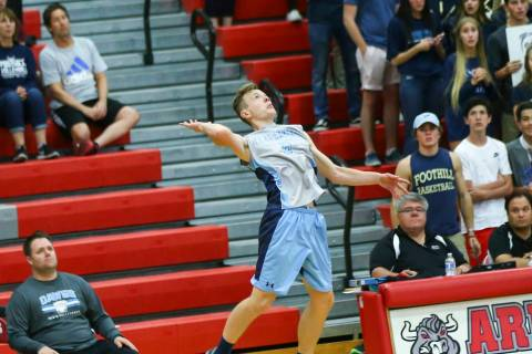 Justin Madsen is one of two returning starters for defending Class 4A state champion Centenn ...