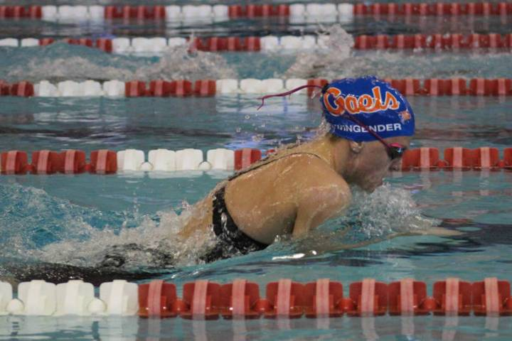 Devyn Wingender is one of 24 returning letter winners for Bishop Gorman, which finished as t ...