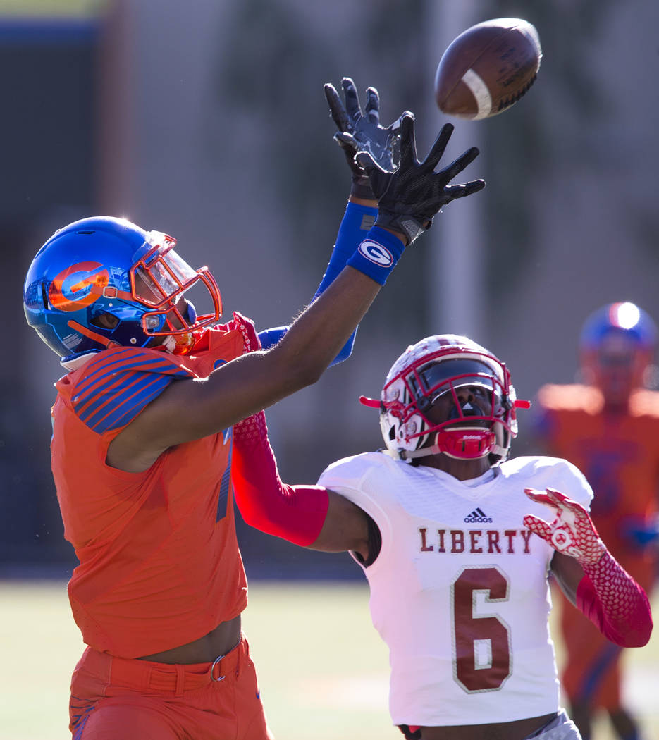 meet 29f4c 05eee Bishop Gorman wide receiver Donovan Smith commits to Texas ...