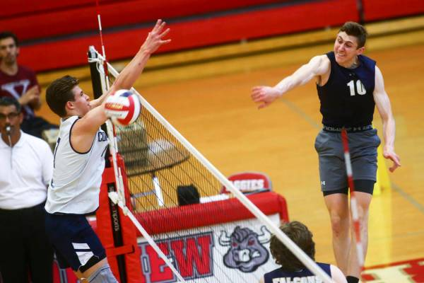 2019 Boys Volleyball Honors | Las Vegas Review-Journal