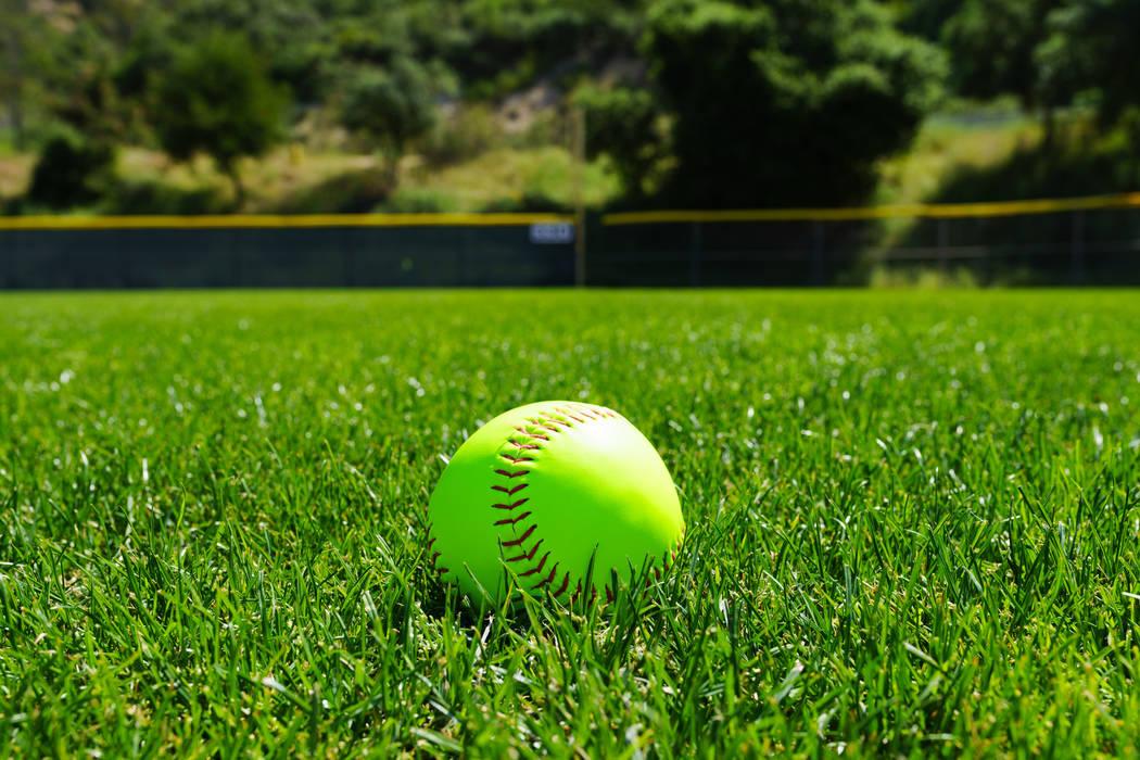 2019 Softball State Tournament Glances | Las Vegas Review-Journal