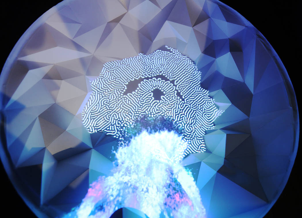 Overcast is an interactive projection installation in which participants create generative land ...