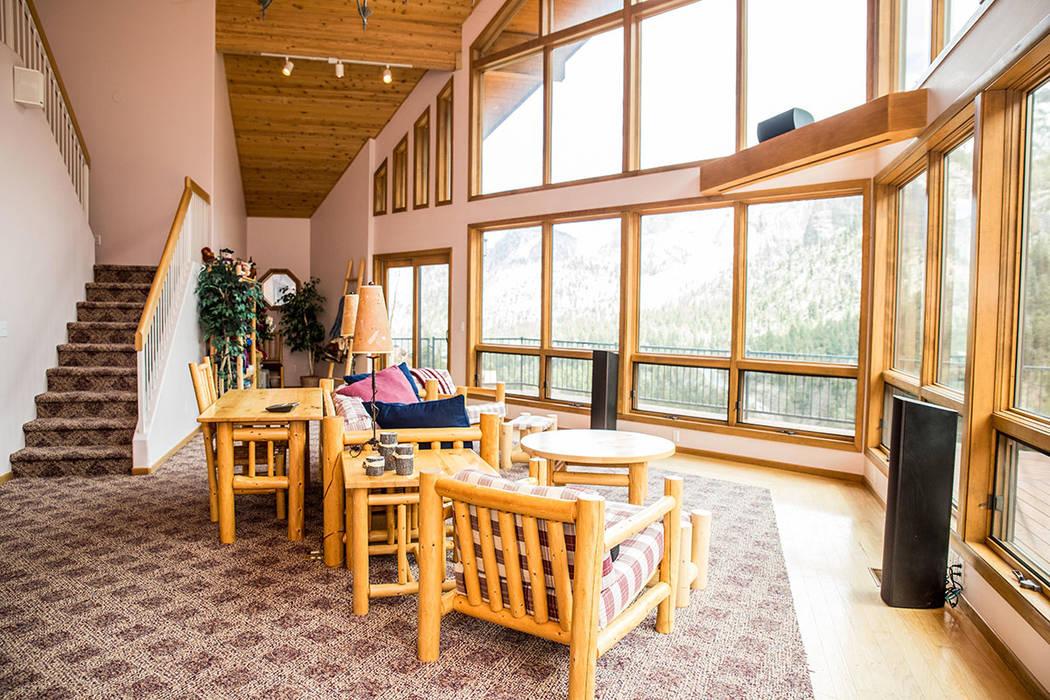 The living room. (Tonya Harvey Real Estate Millions)