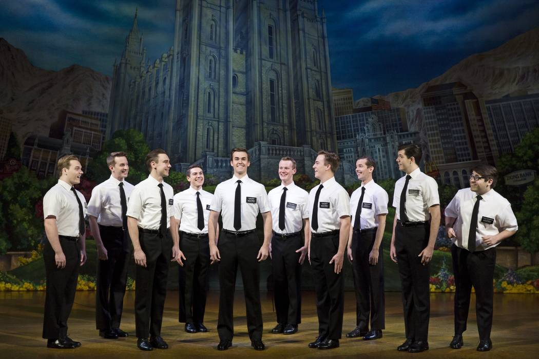 The Book of Mormon Washington, D.C. November 17, 2017 Photo Credit: Julieta Cervantes