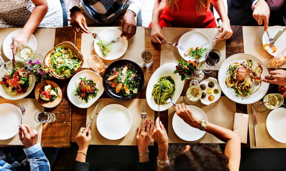 Golden Rainbow has teamed up with restaurants for Dining Out for Life on Tuesday. (Getty Images)