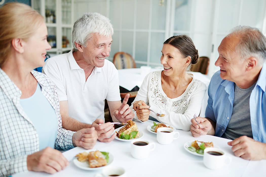 Experts say they expect the trend of retirees migrating to Clark County to continue. (Thinkstock)