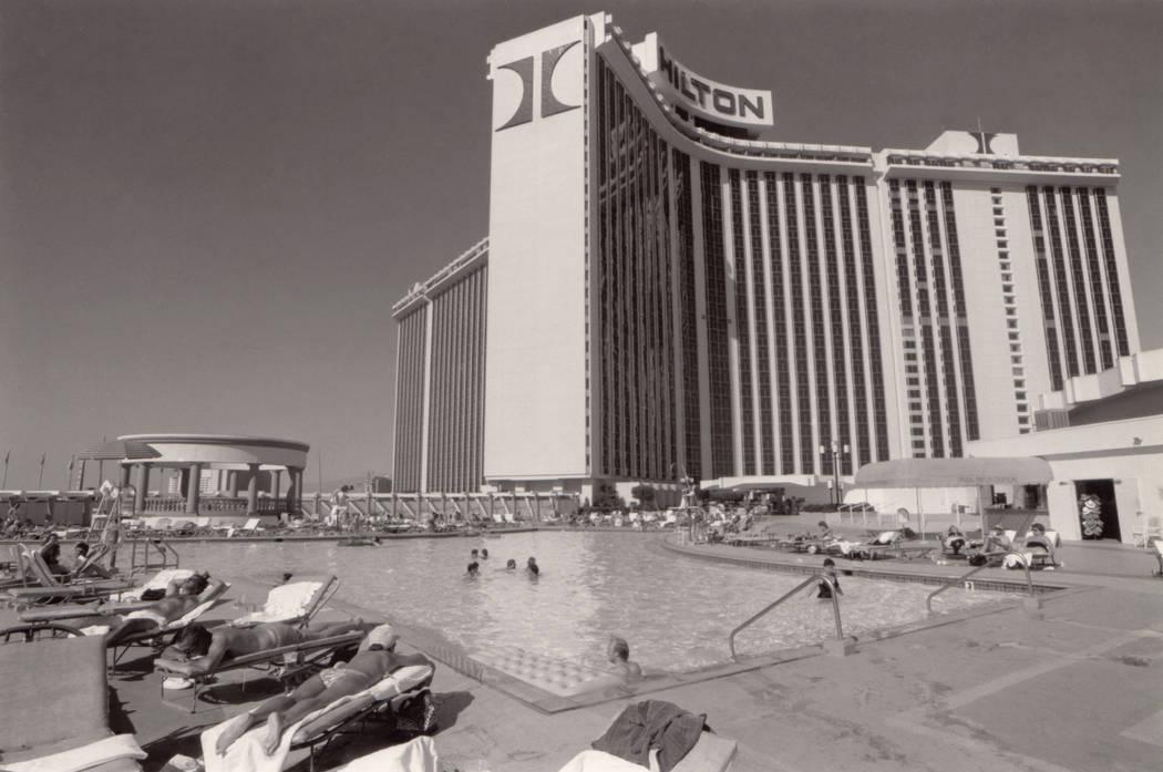 Exterior of the Las Vegas Hilton. (Westgate)