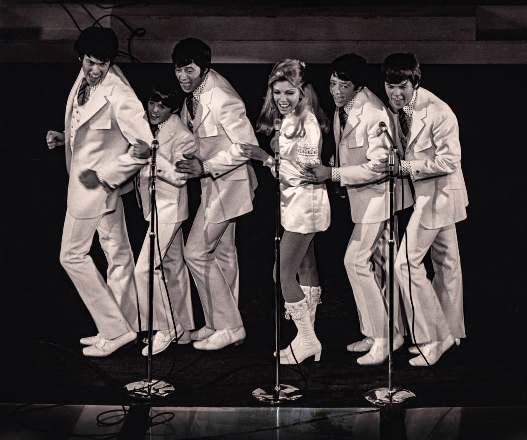 The Osmonds perform at the Las Vegas Hilton in Las Vegas. (Westgate)