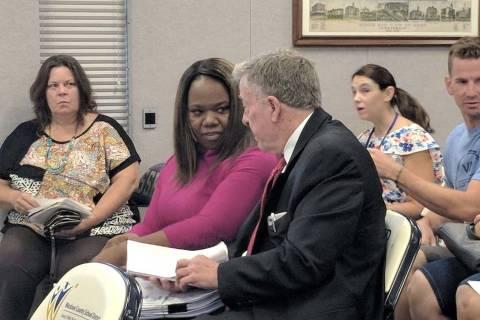TheWashoeCountySchoolDistrict Board of Trustees voted to fire SuperintendentTraciDa ...