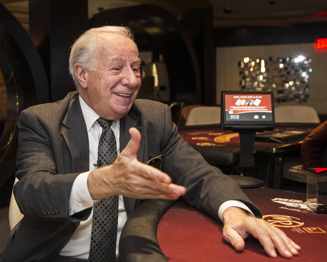 Dominic Parisi, executive casino host at Westgate, discusses his interactions with Elvis Presle ...